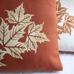 Cushion Cover In Natural O..